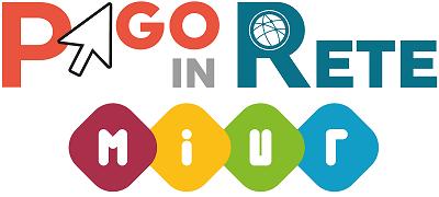 Logo sistema Pago in rete - MIUR